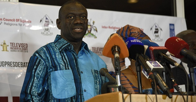 Besigye expected to attend Tuesday prayers. FILE PHOTO