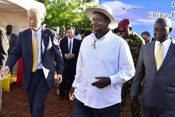 China Uganda industrial park 1