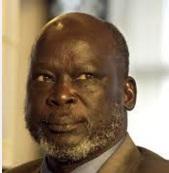 John Garang killed in helicopter crash in 2005