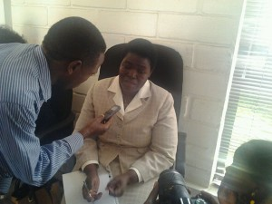 Minister Munaaba has announced new drive to ban kaveera use in Uganda. PHOTO BY CHARLOTTE NINSIIMA