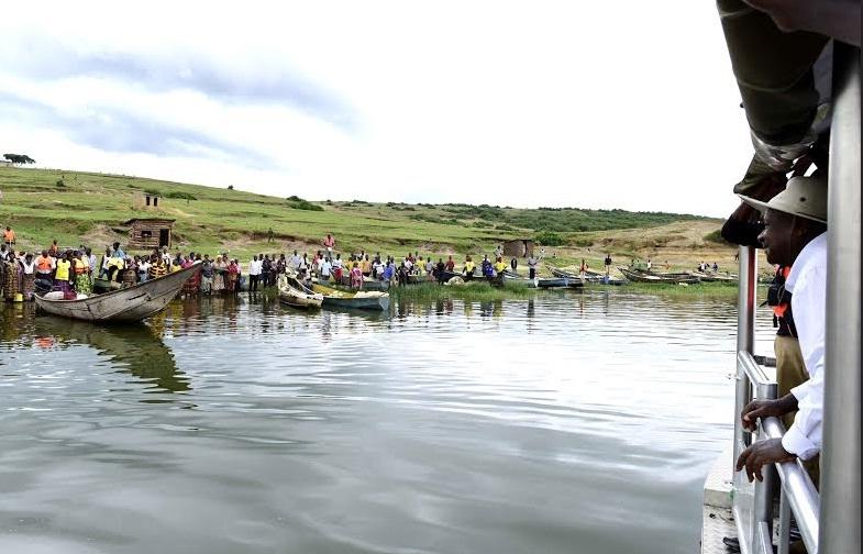 Museveni Boat 3