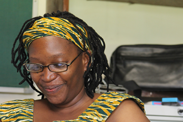 Stella Nyanzi. PHOTO KAMPALA EXPRESS Facebook