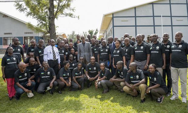 Closing of Local Leaders Itorero | Gabiro, 31 March 2016