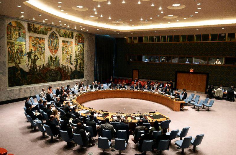 Security council meet