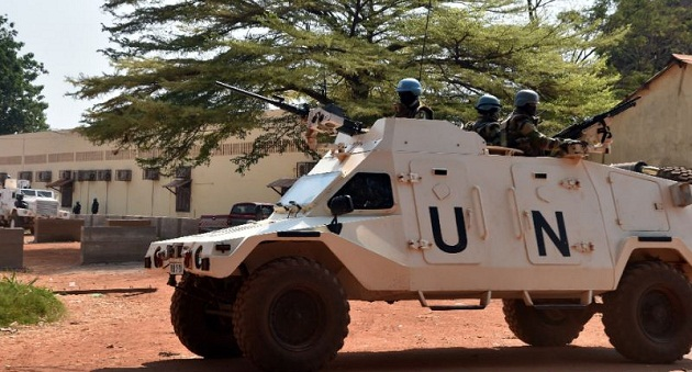 UN troops in Central Africa Republic hit by sex scandals.