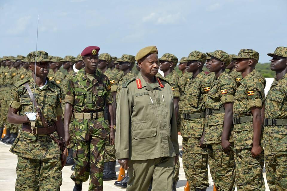 Uganda army 2