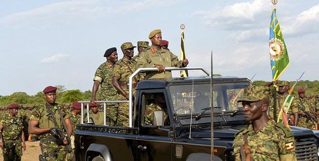 Uganda army 3