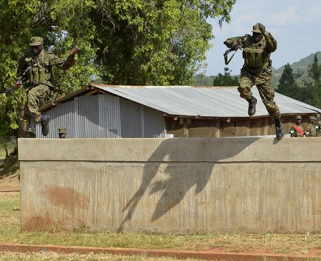 Uganda army 4
