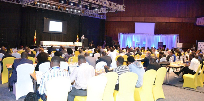 Opening of the 2nd Oil AND gAS convention. PHOTO BY EARTHFIND