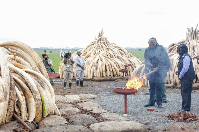 Uhuru burns 1