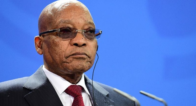 Zuma troubled