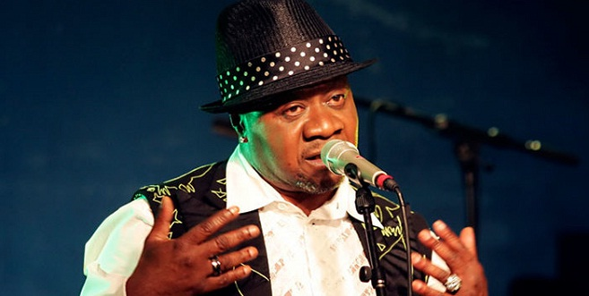 Papa Wemba singing in a file photo. PHOTO AFP