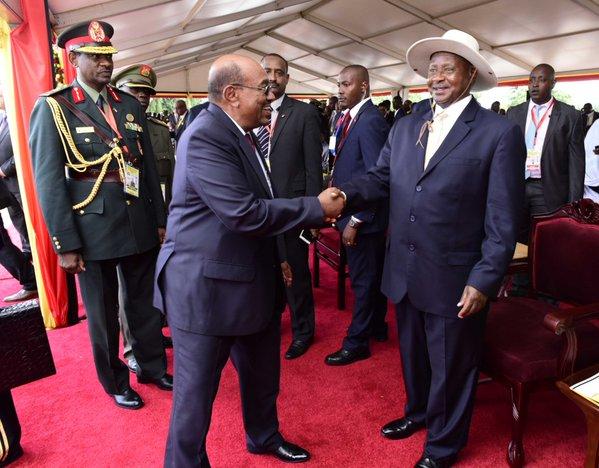 Bashir and Museveni