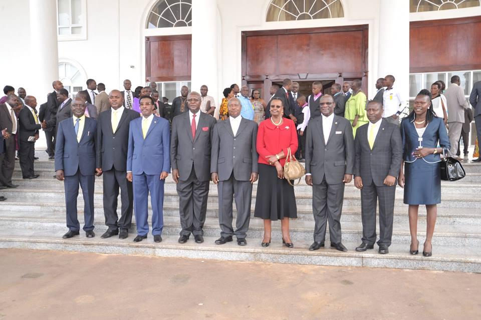 Cabinet last reshuffle