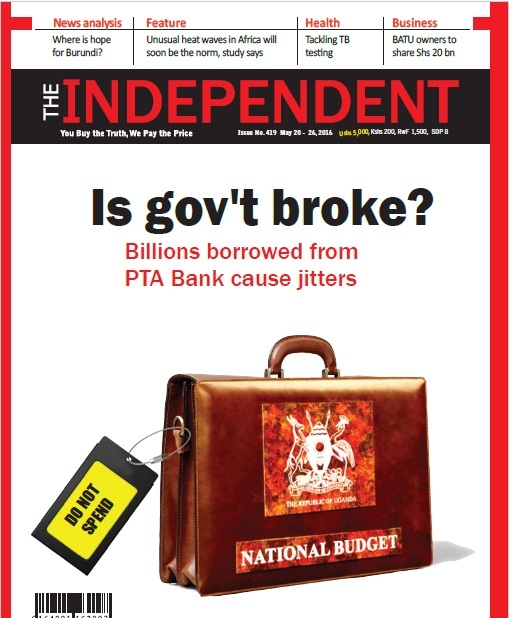 The big stories in this week's The Independent. GET YOUR COPY NOW.