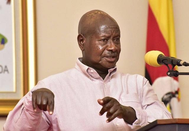 Museveni taxes