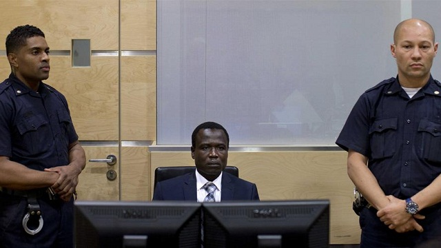 One of the cased currently before the ICC is that of LRA's Ongwen