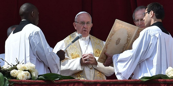 Pope new AFP