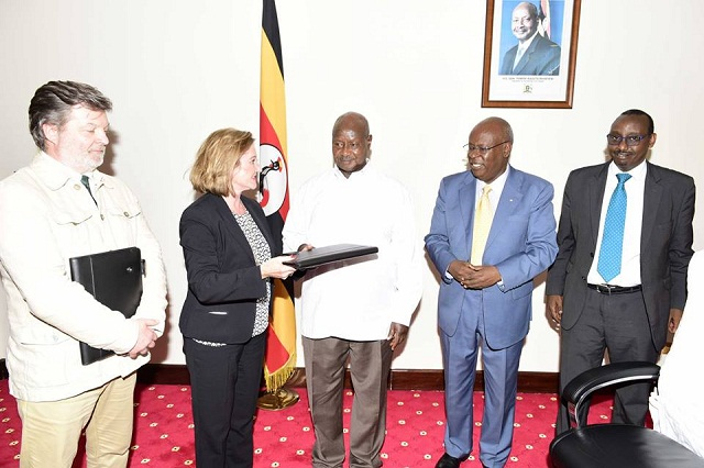 Museveni has approved three companies to market Ugandan travel and tourism globally