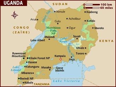 Uganda parks