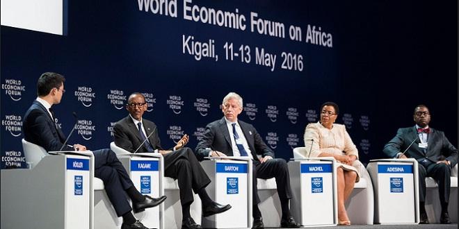 WEF Kagame