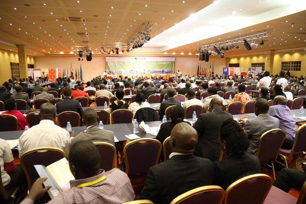 The regional urbanisation forum is taking place in Kampala