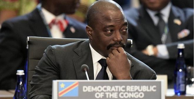 DRC president Kabila