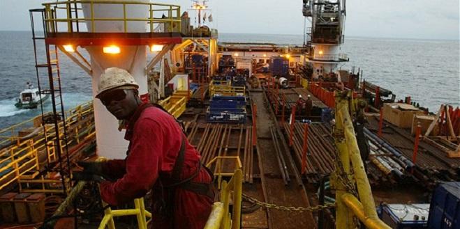Angola oil