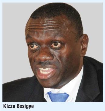 Besigye photo