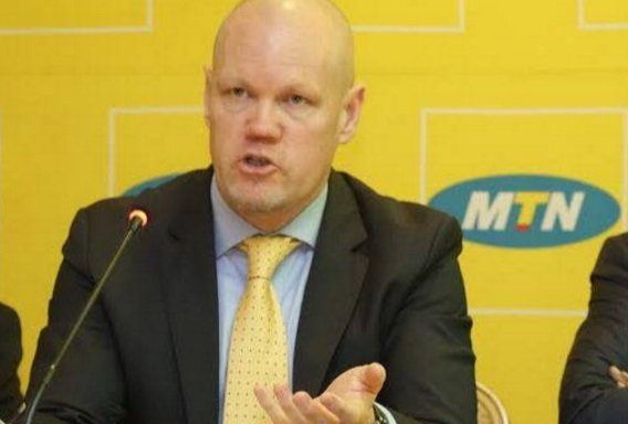 GOULDIE: My job has been a transformational role and I am not here to win a popularity contest. I am here to define the leadership of MTN and its interest