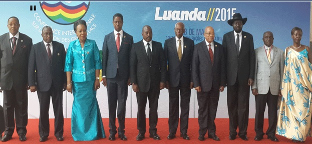 Last year's summit.