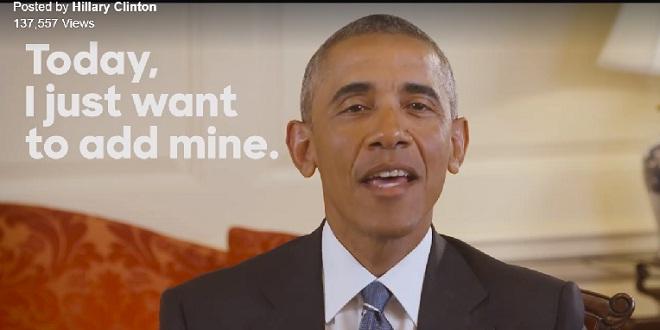 Obama endorses
