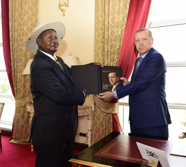 Turkey uganda b
