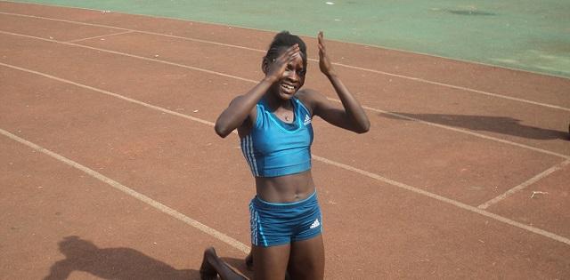 Athletics Halima