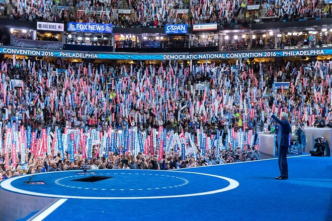 Clinton convention