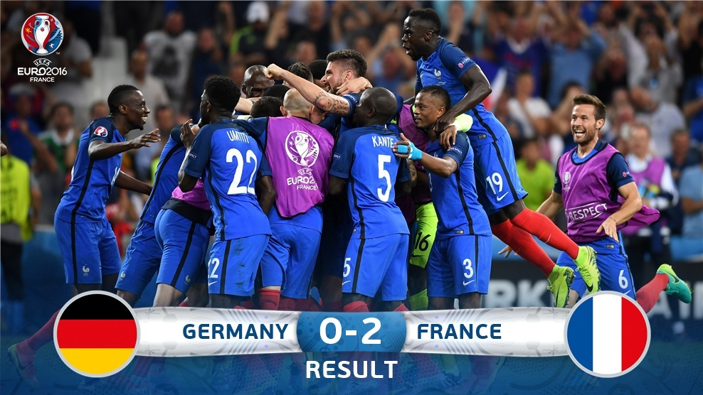 France win 1