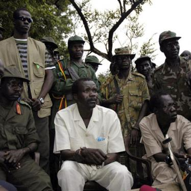 'The LRA and Kony have never attacked US interests, why do we care?'