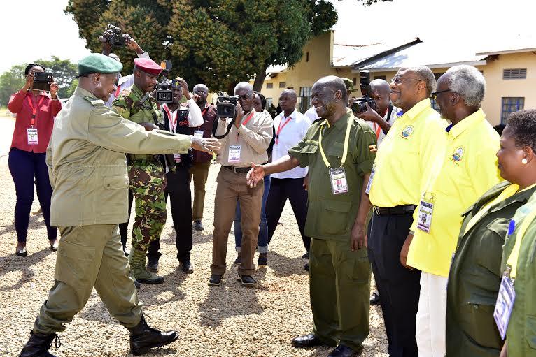 Kyankwanzi Museveni 1