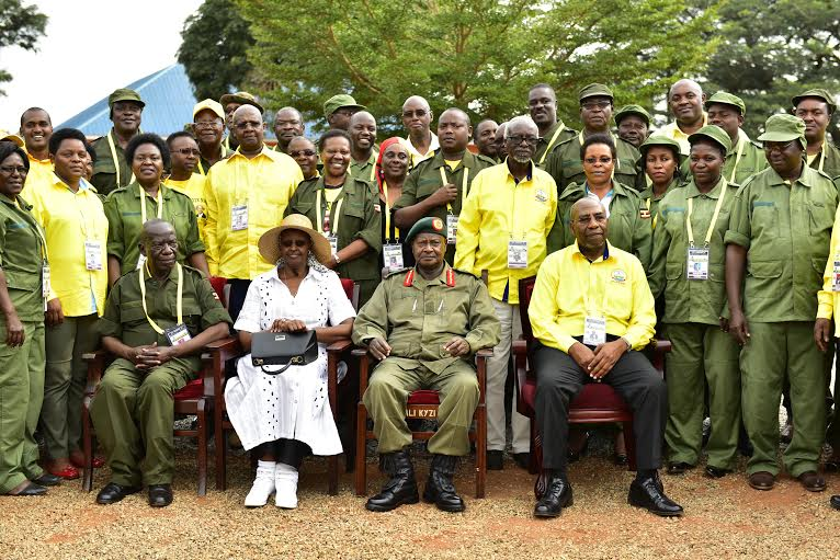 Kyankwanzi Museveni 2