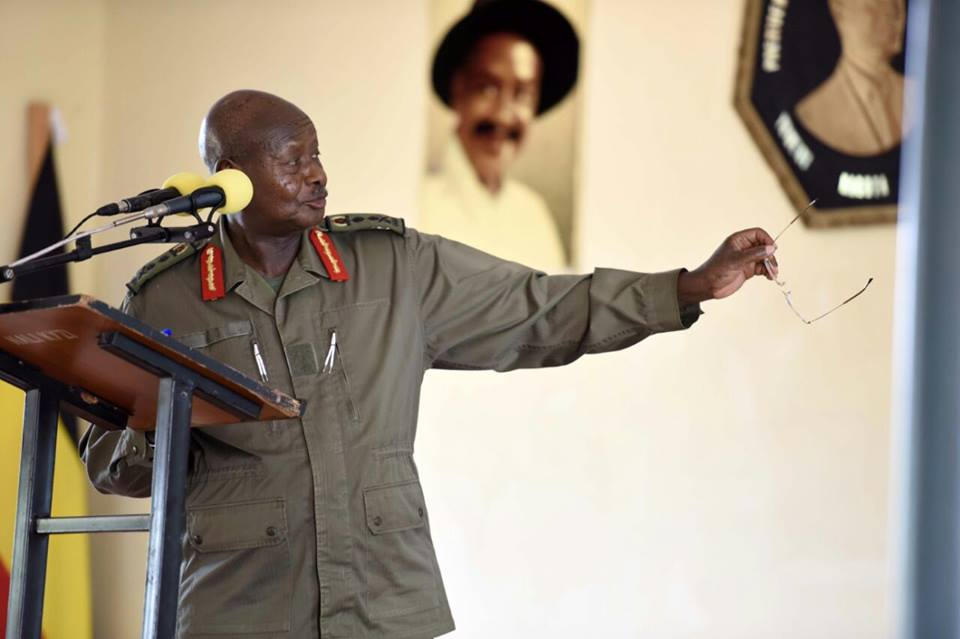 Kyankwanzi Museveni 6