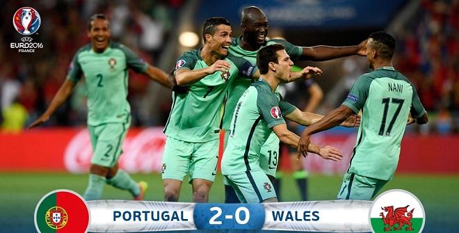 Ronaldo semis goal