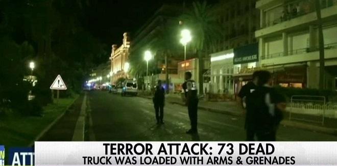 terror attack truck