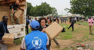 Wfp archives the independent uganda juba south sudan afp it was looting on an epic scale a months worth of food aid for over 220000 south sudanese all stolen in just two days along publicscrutiny Image collections
