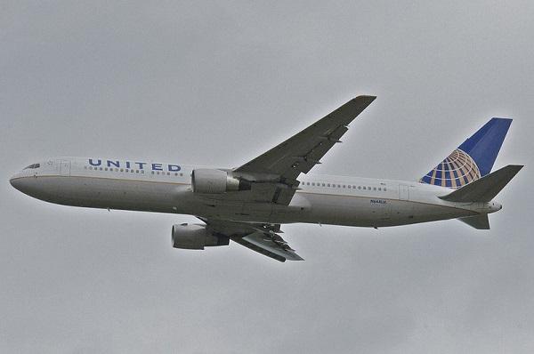 Chicago plane