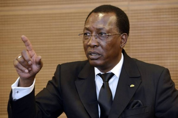 Chad suspends 10 parties for 'disturbing public order'