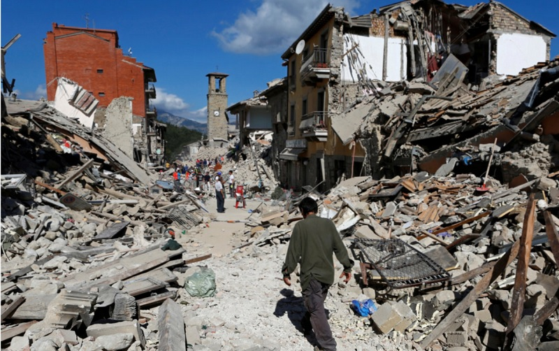 Italy quake 1