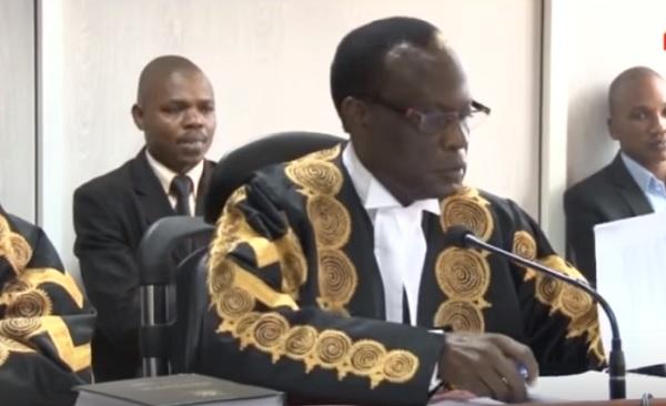 Justice Kavuma