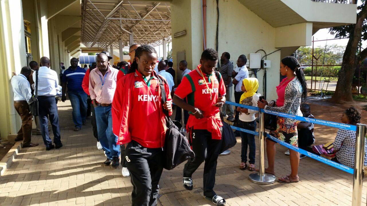 Kenya jet in