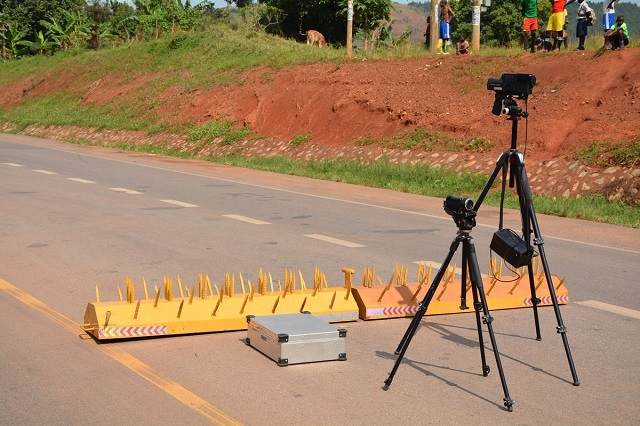 Police and UNRA have stepped up checks on Masaka road in the past month.