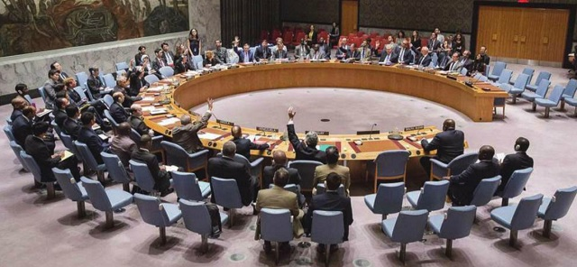 The UN Security Council votes to authorise a 4,000-strong regional protection force within the United Nations Mission in South Sudan (UNMISS). UN Photo